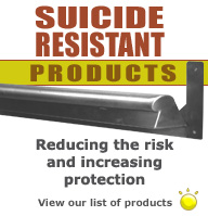 suicide resistant products